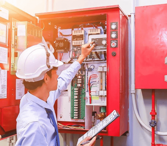 Fire and safety engineering service