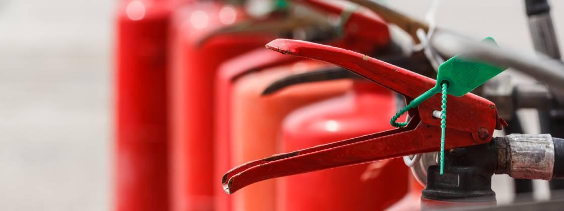fire extinghusher refilling