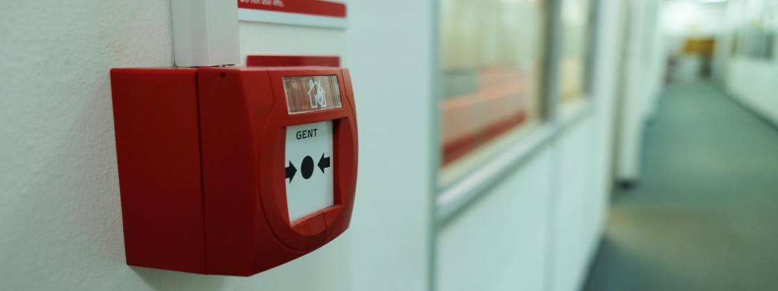 how long fire alarm system last