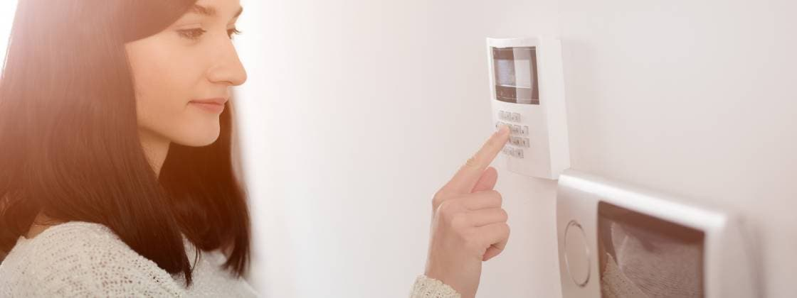 common types of security system